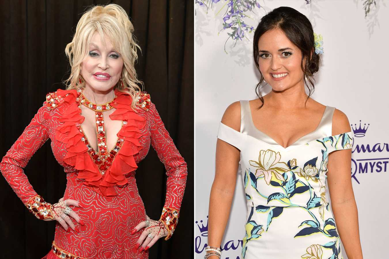 Danica McKellar, Dolly Parton to star in Christmas at Dollywood for Hallmark