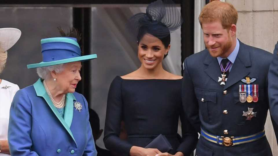The Queen Feared She Wouldn't Be Alive to Meet Meghan & Harry's Firstborn