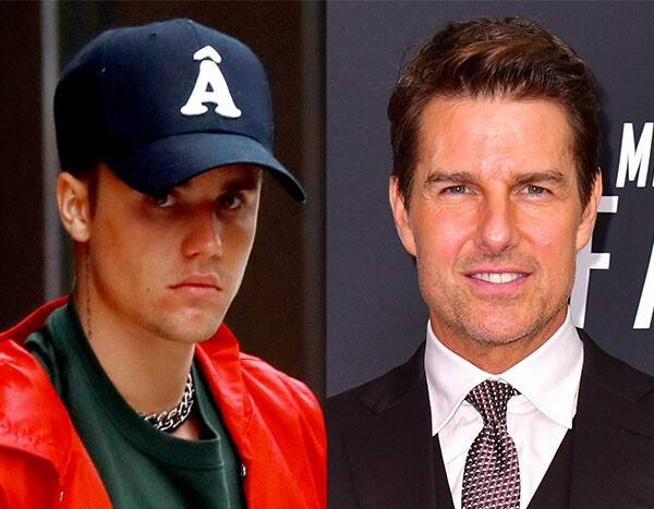 Justin Bieber Trolls Tom Cruise Again With the #BottleCapChallenge