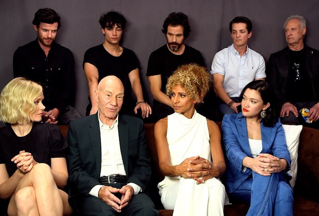 Star Trek: Picard: Patrick Stewart and Crew (Including Some TNG Folk) on Engaging With the Captain Once More