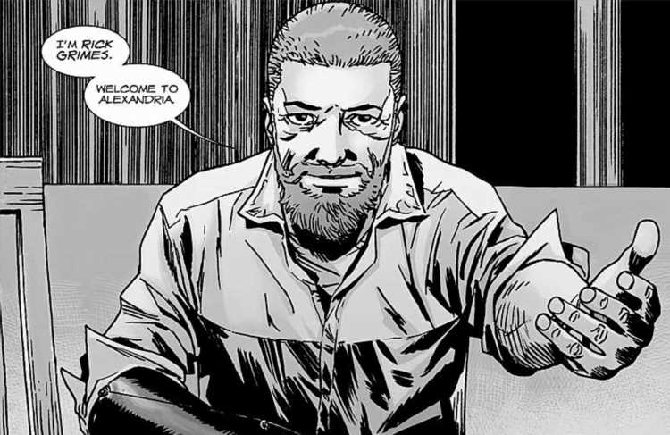 The Walking Dead Comic Unexpectedly Ending with Latest Issue