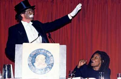 Why Whoopi Goldberg Wasn't Offended by Ted Danson's Blackface Routine in the Slightest