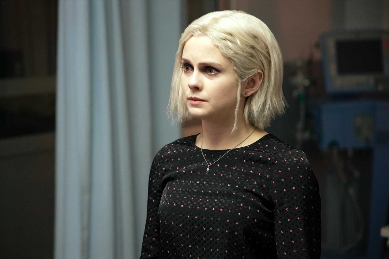 iZombie series finale preview reveals The Good Place Easter egg