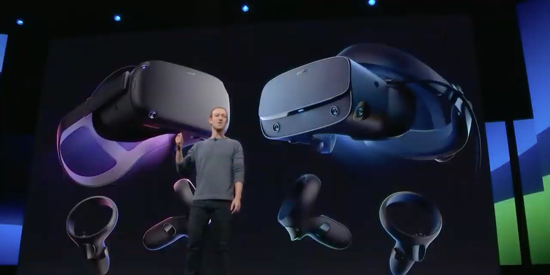 Facebook is boosting its commitment to gaming by advancing its Oculus VR headsets