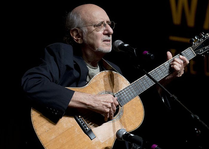 Peter Yarrow Dropped From Festival Over 'Indecent Liberties' Sentence