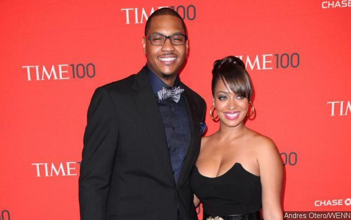 La La Anthony Throws Birthday Bash Without Husband Carmelo Amid Cheating Rumors
