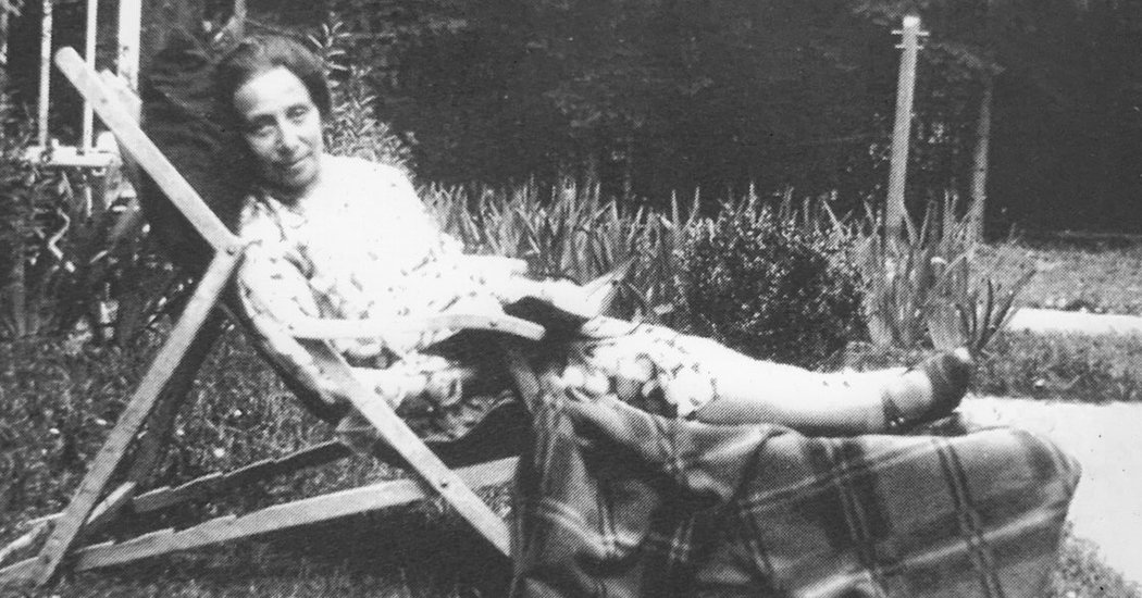 Overlooked No More: Else Ury's Stories Survived World War II. She Did Not.