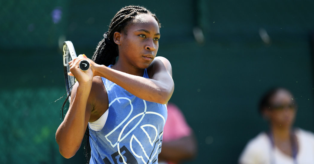 Cori Gauff Has Our Attention