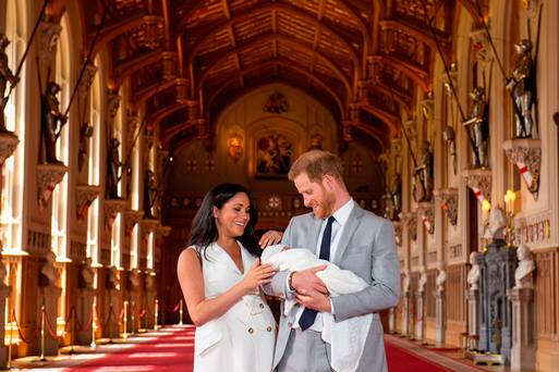 William's mischief… Charlotte's remark to photographers… Meghan's secret ceremony: royal baptisms through the years