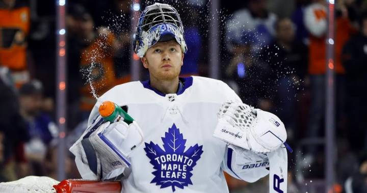 Andersen reflects on Leafs' roster upheaval