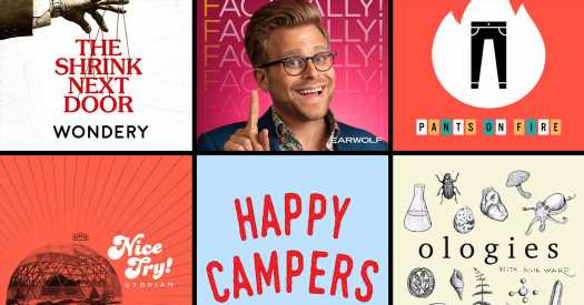 A Podcast Playlist for the Fourth of July