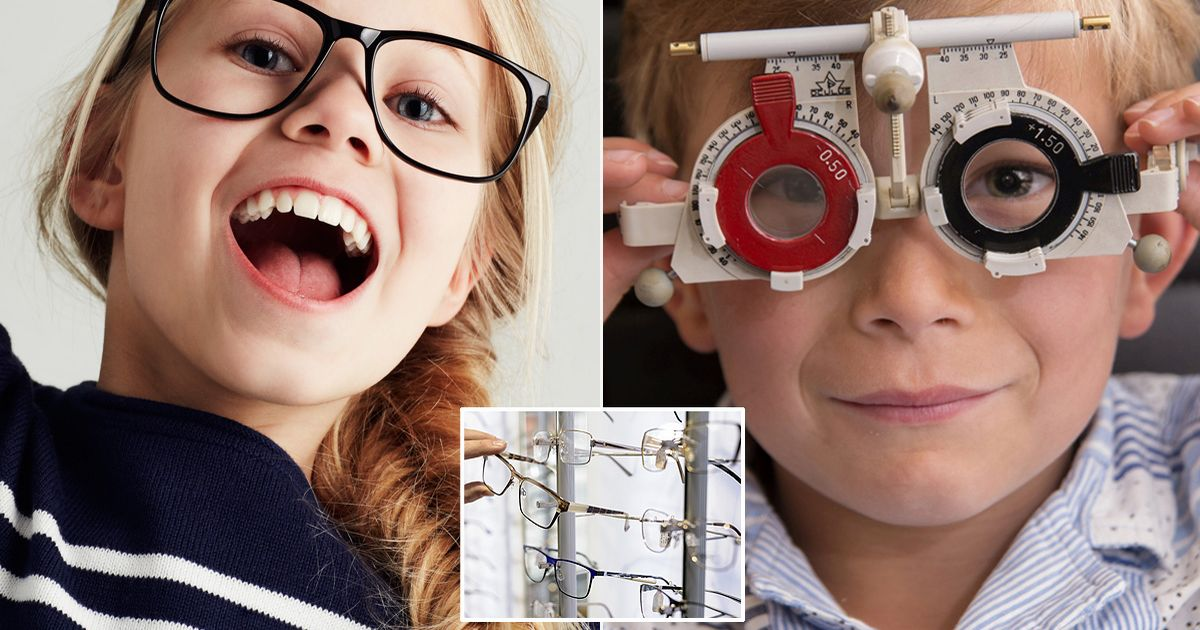 Teens aged 13-16 needing glasses has doubled – and screen time could be to blame