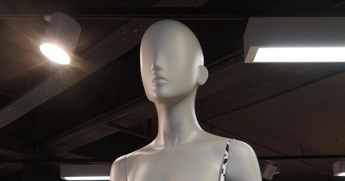 Primark mannequin fail has women in hysterics as it's actually very accurate