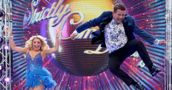 Mike Bushell warned by Strictly bosses over injury fears after infamous blunder