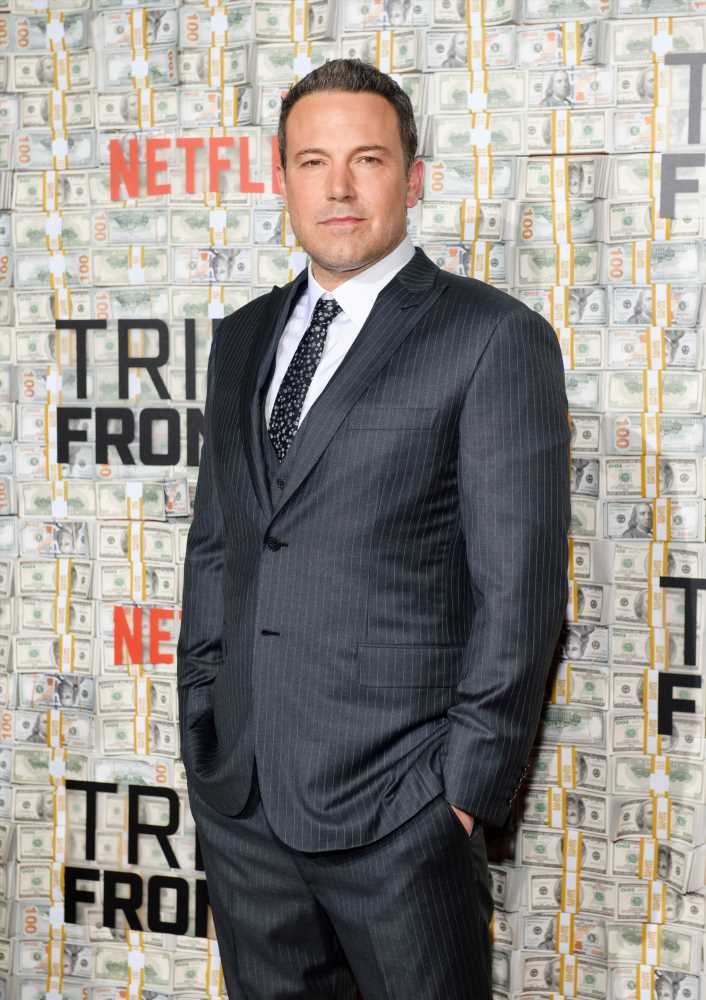 Ben Affleck in Talks to Star in Erotic Thriller from the Director of Fatal Attraction: Report