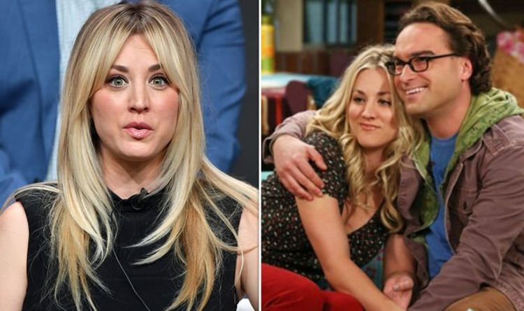 The Big Bang Theory: Leonard and Penny stars reunite after bombshell finale