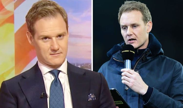 Dan Walker: 'To the few people moaning' BBC Breakfast host hits back at 'cost' complaints