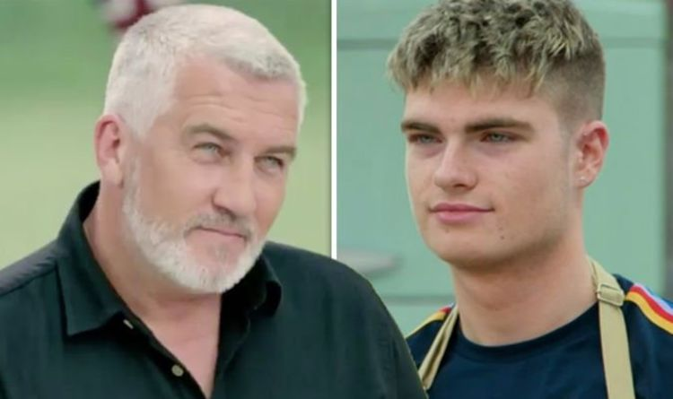 Great British Bake Off contestant walks off camera after Paul Hollywood's critique