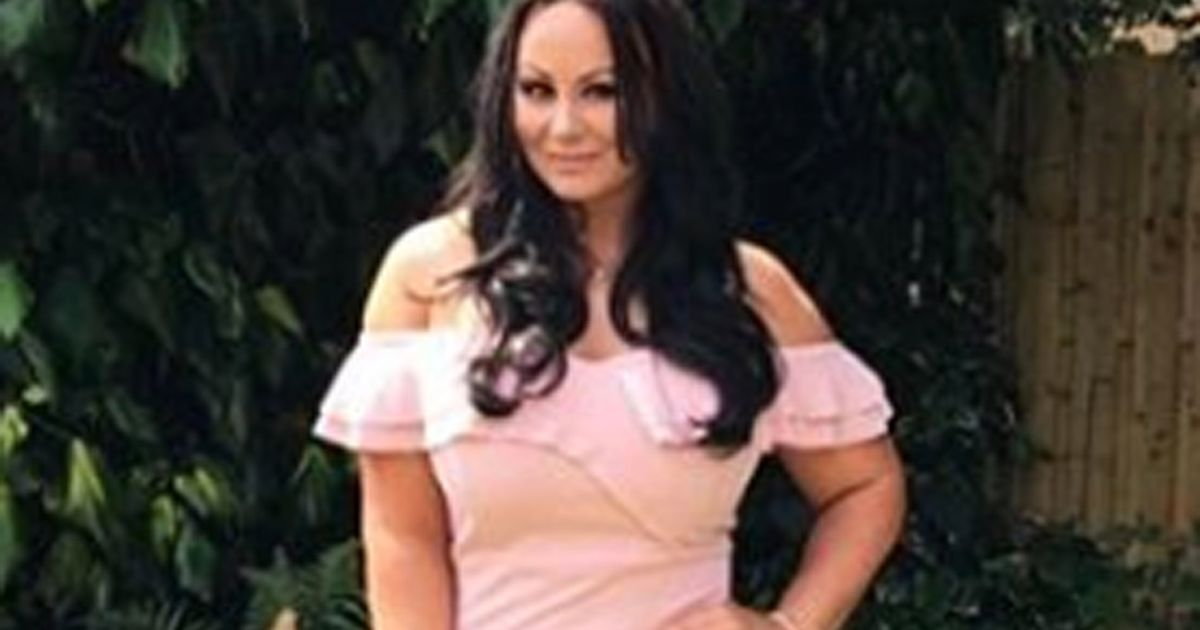 Chanelle Hayes claims she's 'fallen off the bandwagon' after going from a size 12 to a size 14 while on holiday