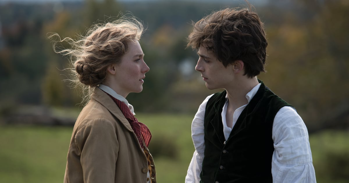 Saoirse Ronan and Timothée Chalamet Come of Age in the Little Women Trailer