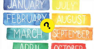 Can We Guess Which Month You Were Born In?