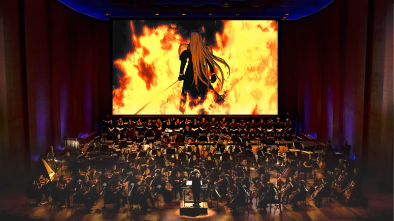Distant Worlds celebrates music from Final Fantasy video game