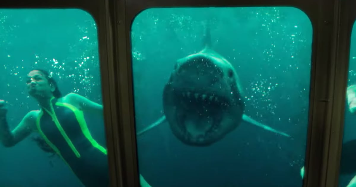 The 47 Meters Down: Uncaged Trailer Is Here, and No, I'll Never Be Getting Back in the Water