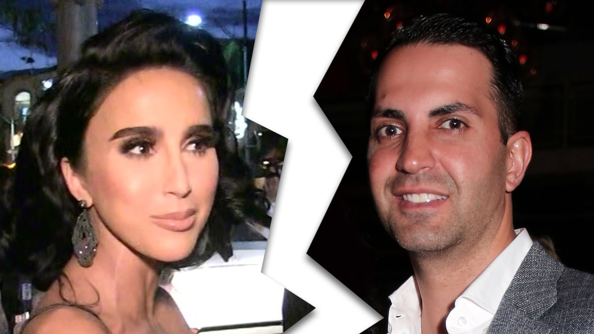 Ex-'Shahs of Sunset' Star Lilly Ghalichi's Husband Files for Divorce