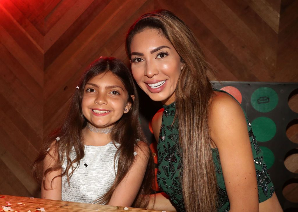'Teen Mom' Farrah Abraham Once Blamed Her Sister for a Drunk Driving Incident