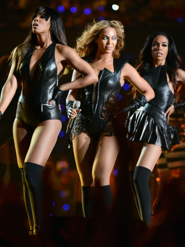 Destiny's Child set to reunite – and it's all thanks to the Spice Girls!