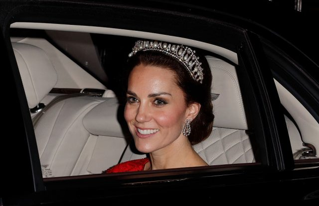 Kate Middleton Will Inherit Some Insane Jewelry When Prince William Takes The Throne