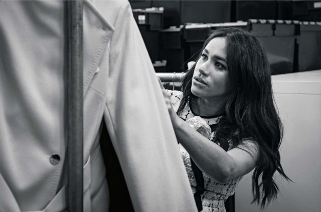 Fans Are Divided on Meghan Markle's Issue of British Vogue