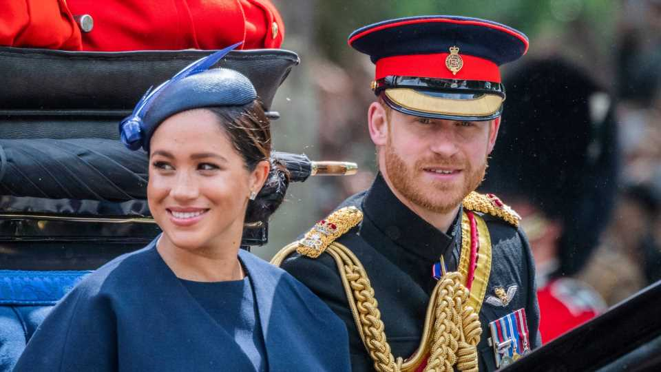 Prince Harry Is Reportedly a New Man, Thanks to Wife Meghan Markle