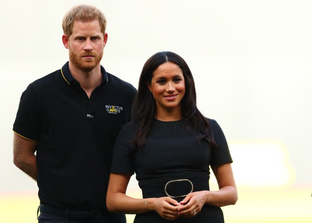 The Moment Prince Harry and Meghan Markle 'Got Off on the Wrong Foot' with the Media