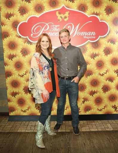 Fans of 'The Pioneer Woman' Ree Drummond Can't Believe How Much Her Son Has Grown Up
