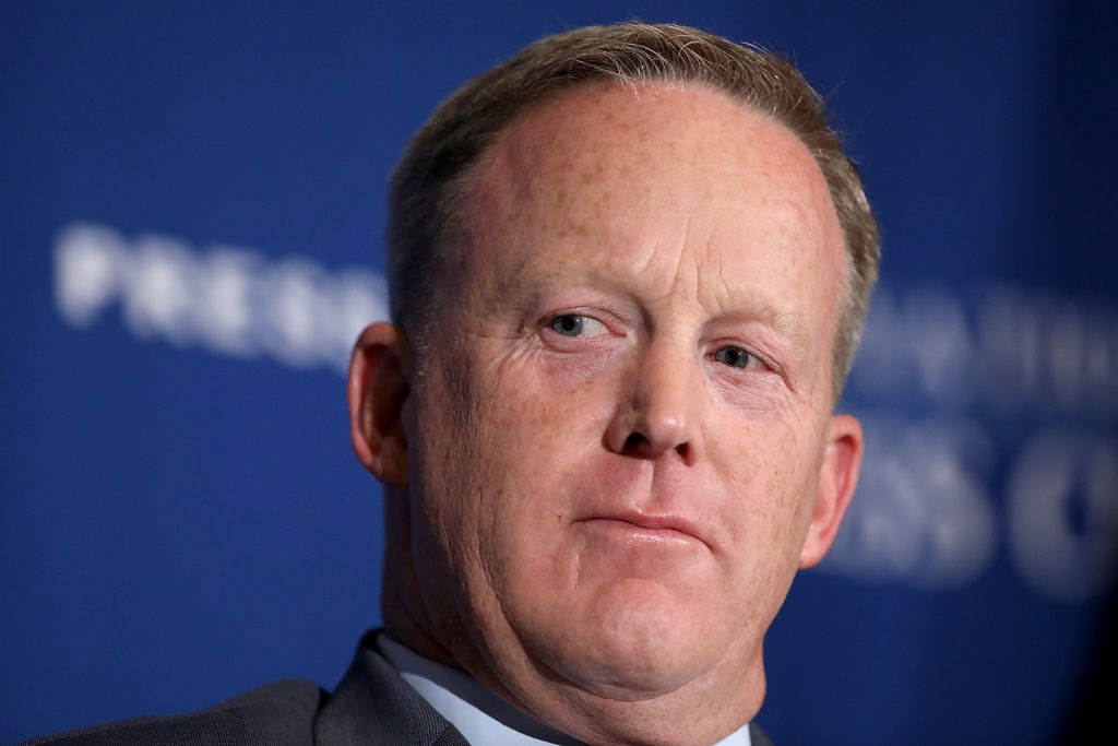 'Dancing with the Stars' Fans Are Angry Sean Spicer Was Cast for Season 28