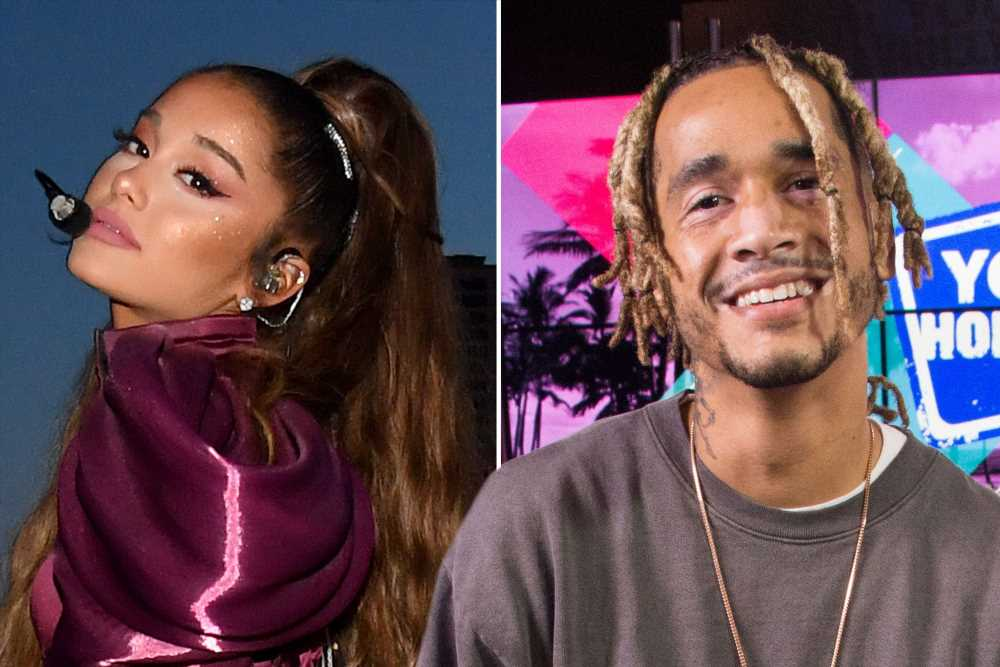 Ariana Grande is dating Social House's Mikey Foster