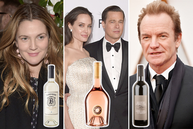 27 Celebrity Wines Ranked Worst to Best: Drew Barrymore's Pinot to Fergie's Syrah