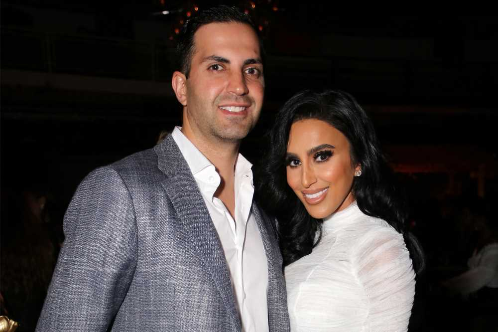 Lilly Ghalichi and husband Dara Mir divorcing after two years of marriage