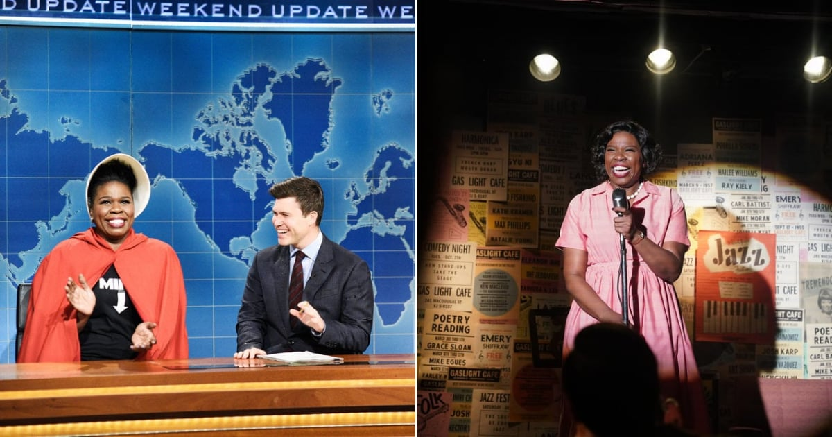 10 Leslie Jones Sketches That Will Keep You Laughing Long After Her SNL Departure