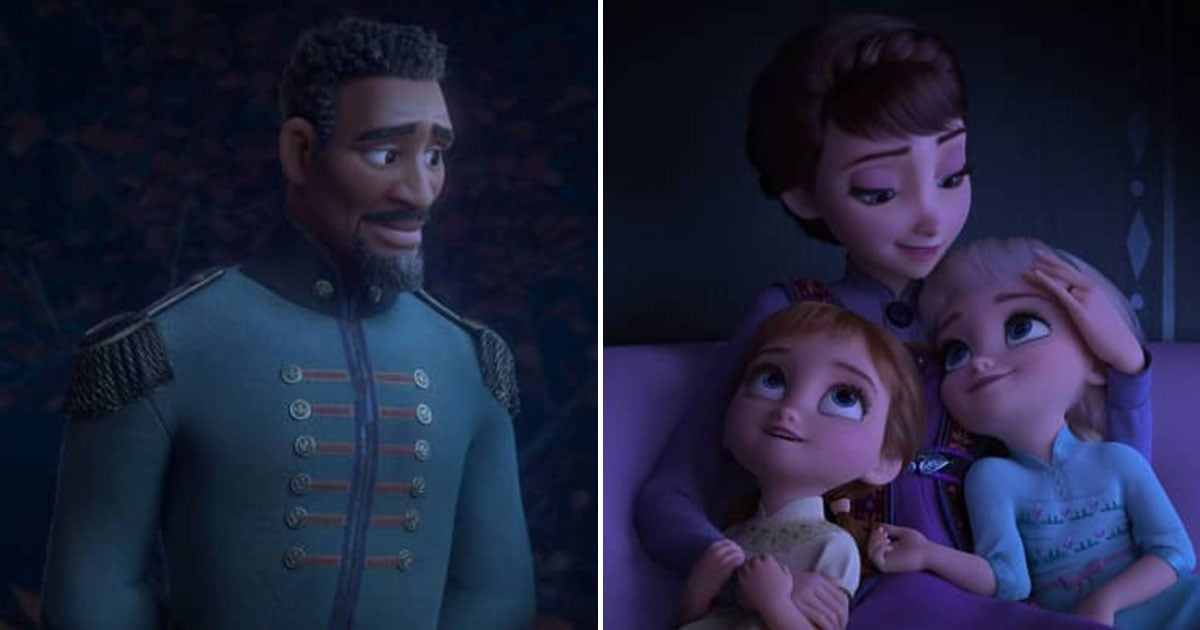 Evan Rachel Wood and Sterling K. Brown's Frozen 2 Characters Revealed — See the Photos!