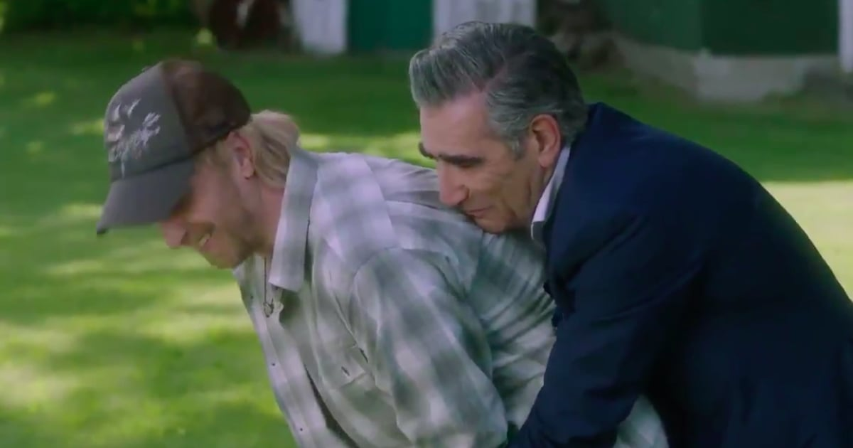 Absolutely No One Can Keep It Together in the Schitt's Creek Mega-Blooper Reel