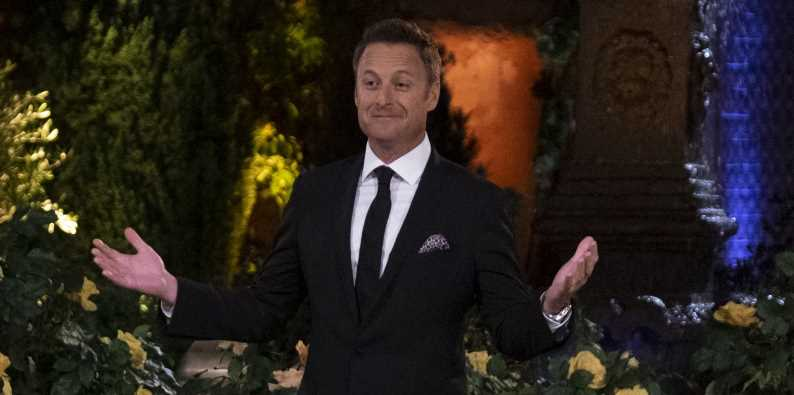 Chris Harrison Just Called Blake Horstmann a ''Dumpster Fire'' on TV and I'm Living