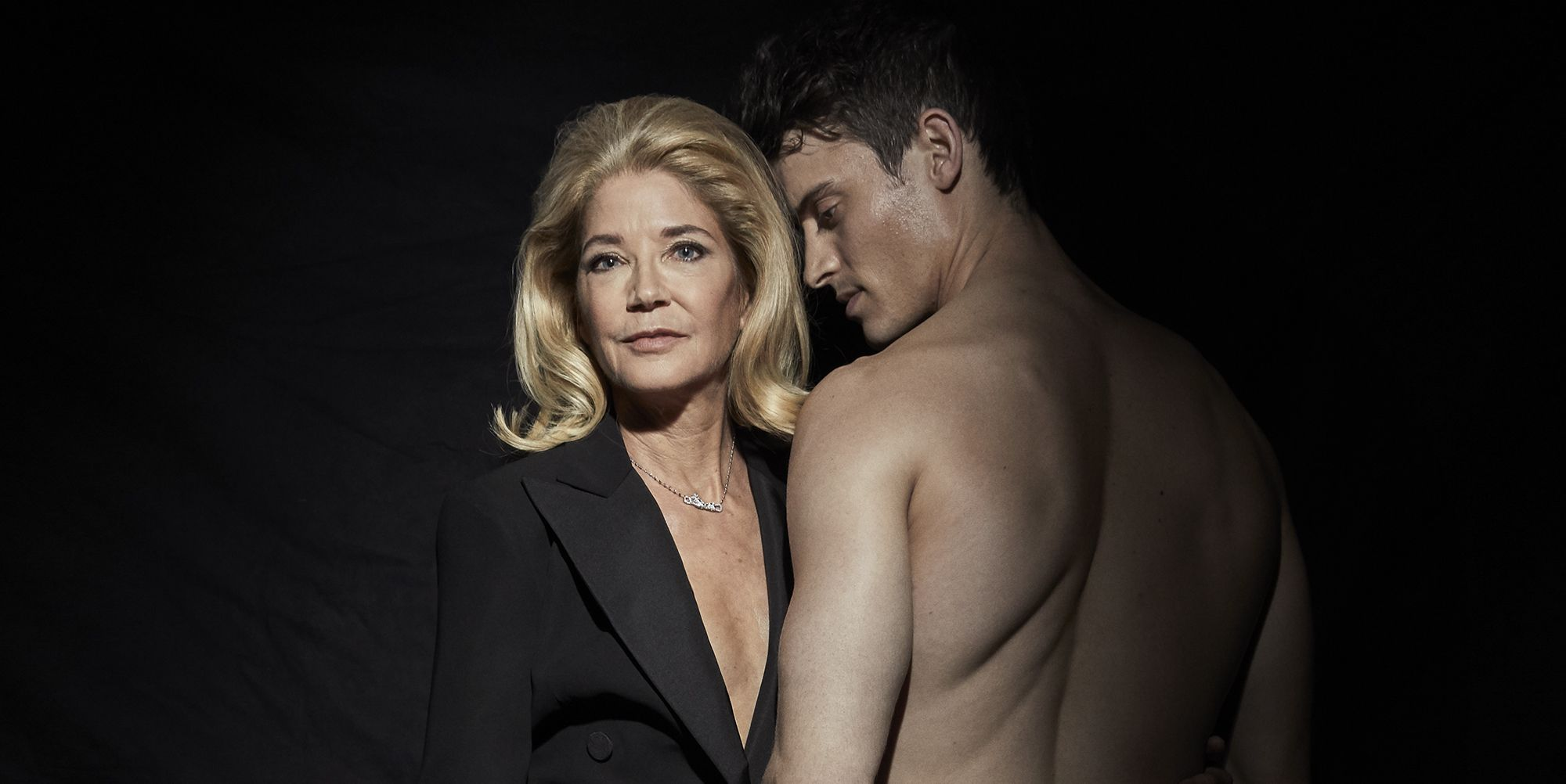 Candace Bushnell on Sex and the Much, Much Younger Man