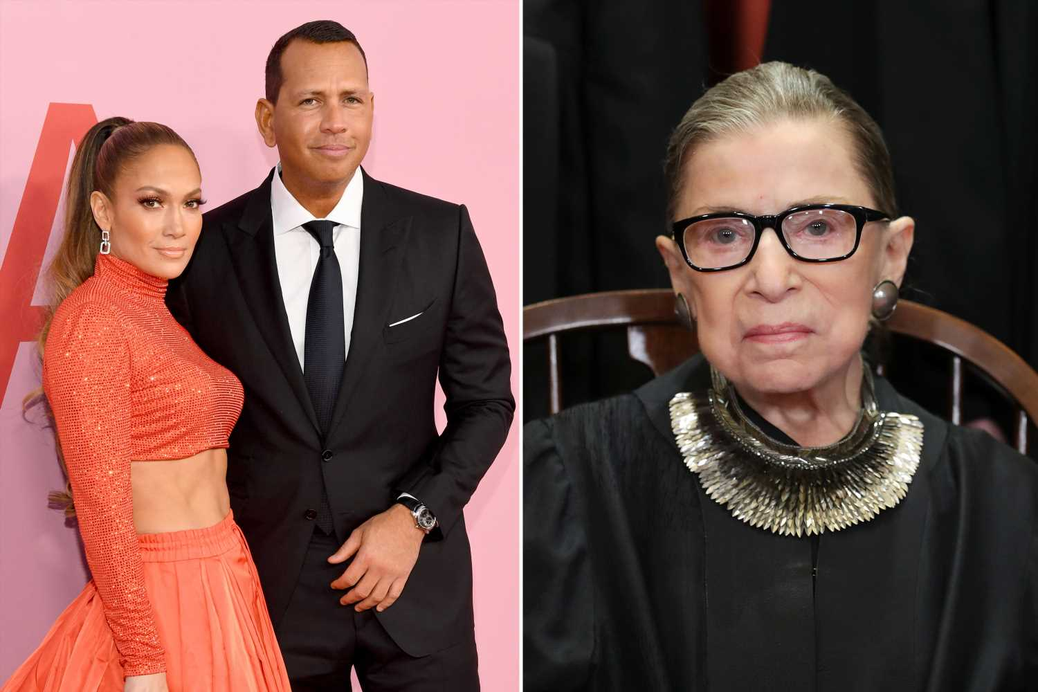 J-Lo and A-Rod ask Ruth Bader Ginsburg for marriage advice
