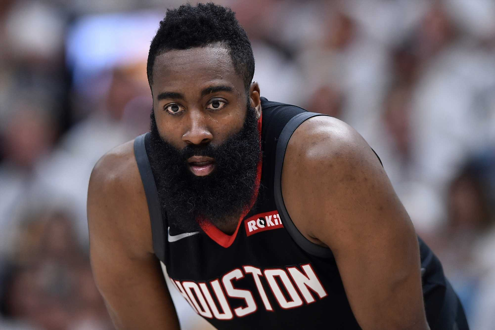 James Harden chooses his phone over his friends during night out   Big ...
