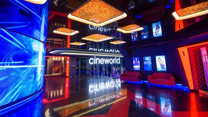 Cineworld Sees Revenue Drop 11% in First Half of 2019, Looks to Latter Half to Hit Targets
