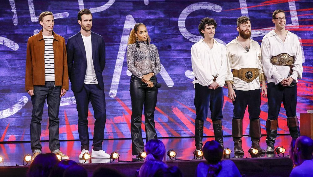 'America's Got Talent' Dips But Still Tops 'Bachelor In Paradise'; 'Bring The Funny' Slips
