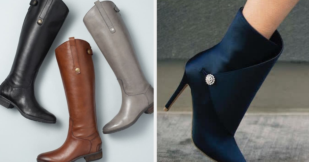 23 Boots Beautiful Enough To Buy And Store For Fall Right This Instant