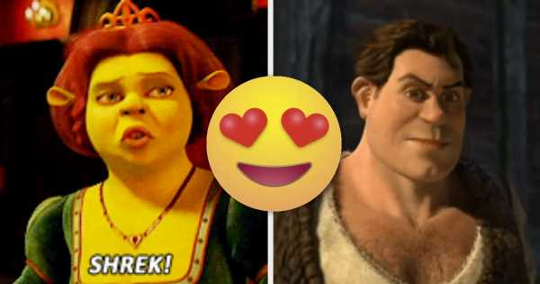 """Shrek 2"" Is A Rom-Com And This Is A Swamp I Will Die In"